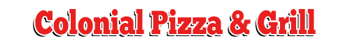 Colonial Pizza Logo